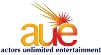 Actors Unlimited Entertainment Logo