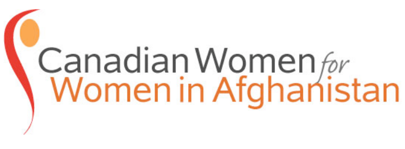 Canadian Women for Women in Afghanistan Logo