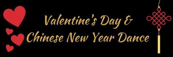 Valentine S Day Chinese New Year Dance The University Women S
