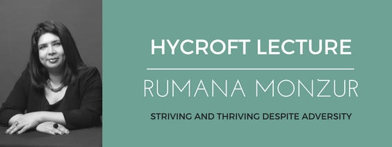 Rumana Monzur: Striving and Thriving Despite Adversity